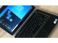 "WARRANTY fast 14"" laptop DELL Latitude 8GB RAM 128GB SSD NVIDIA graphics Windows10 Microsoft Office"