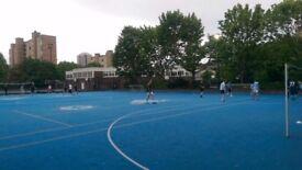 Spaces in Battersea 5-a-side league!