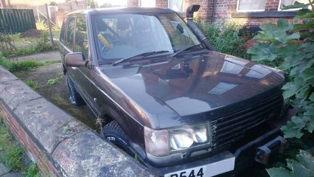 Land Rover, RANGE ROVER, Estate, 1997, Automatic, 4554 (cc), 5 doors