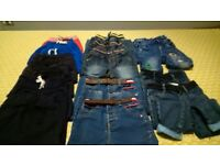 Boys trousers size age 18-24 months bundle