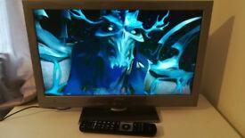 "TV Linsar 24"" LED Full HD 1080p Freeview"