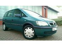 2003/53 VAUXHALL ZAFIRA 1.6 CLUB *2 OWNERS LOW MILEAGE IMMACULATE*