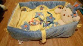 Baby Play Mat and Gym in Blue