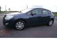 Astra 2011 1.4 petrol