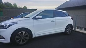 Hyundai i20 SE 5dr - Excellent condition - 31000 miles & full service history