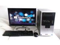 Computer Bargains - Office, Dell, i5, i3, Adobe, HDMI, WIFI, Gaming PC, All In One, Desktop PC