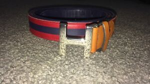 Tommy Hilfiger and polo belts
