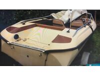 Arrowsport speedboat