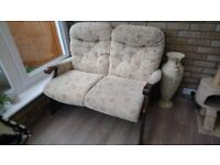 Comfy 2 seater chair