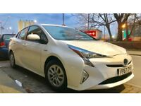 New 2017 Toyota Prius at £169 a week - Uber Ready - PCO Car Hire