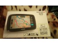 Tom Tom GO 5000 ( Brand new !!! ) ( Full Europe map !!! ) ( Lifetime maps/traffic !!! )