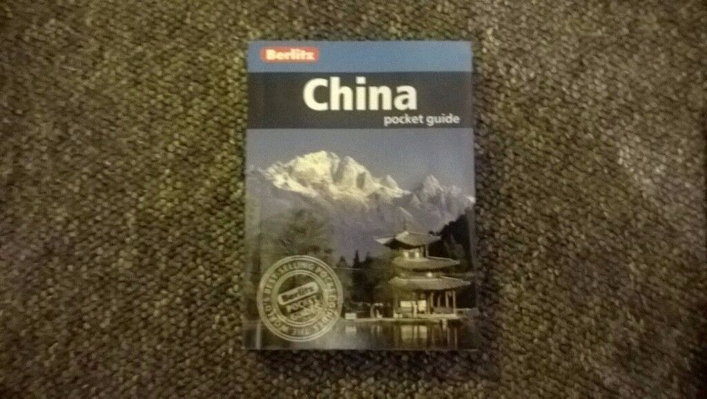 Berlitz pocket guides - Morocco & China , Olive - recipes book, Wonders of the world