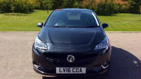 2016 Vauxhall Corsa 1.0T Ecoflex Limited Edition 3Dr Petrol Hatchback