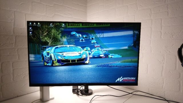 144hz 27 inch gaming monitor 1440p x 2560 QHD with vesa mount all boxed as  new | in Horbury, West Yorkshire | Gumtree