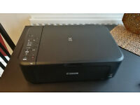 Canon PIXMA MG3250 All-in-One Colour Printer (Print, Scan, Copy, Wi-Fi & Auto Double side printing)