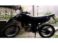 Yamaha wr125r 2009