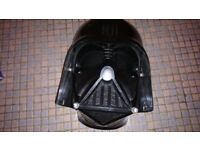 STAR WARS DARTH VADER ELECTRONIC VOICE CHANGER HELMET MASK 2013