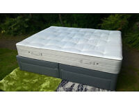 Ex-display Myers 1000 Pocket Sprung Back Care King Size Mattress.