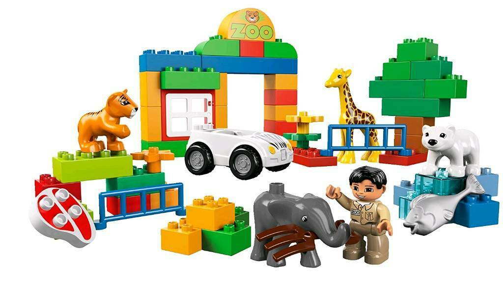 LEGO DUPLO 6136 My First Zoo animals