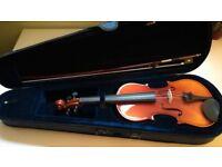 Student 1/2 Size Violin