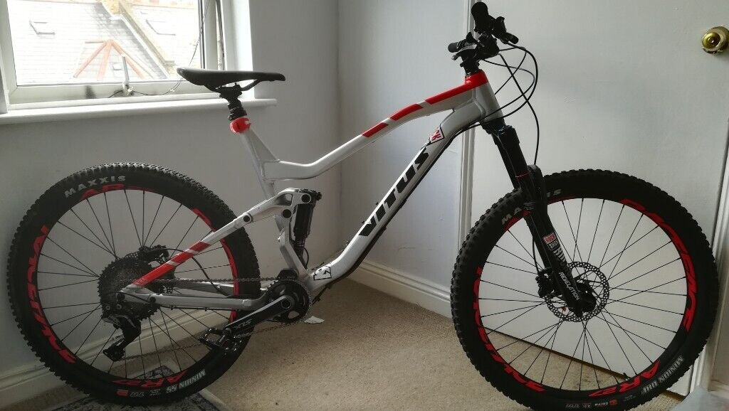 buy online 2bf3c 6d896 Vitus Escarpe VR 2018 size XL 27.5 Full Suspension, trail, all mountain,  mtb bike - Like NEW!!!! | in Queens Park, London | Gumtree