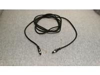 SPDIF Optical Audio Cable 3m
