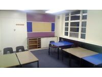 Office spaces to rent- suitable for educational and administration purposes