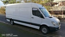 MERCEDES-BENZ SPRINTER 2013 LWB HIGH ROOF PANEL VAN 313 2.1 CDI 3.5T