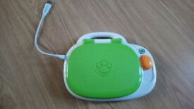 Leapfrog my first laptop