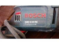 Bosch 110v sds plus hammer drill
