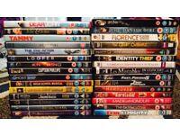 30 Assorted DVDs