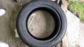 205/50/16 tyre, good tread