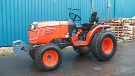 KUBOTA B2420,ONLY 328 HOURS,EXCELLENT CONDITION,NO VAT
