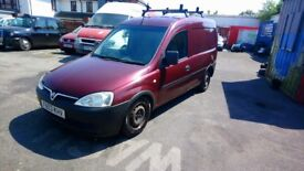 ( SWAP) OR SELL Vauxhall combo 1.7cdti good runner