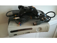XBOX 360 - Controller & all leads
