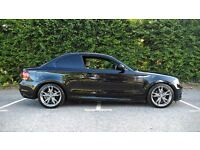 BMW 120d M-Sport Coupe Step-autto