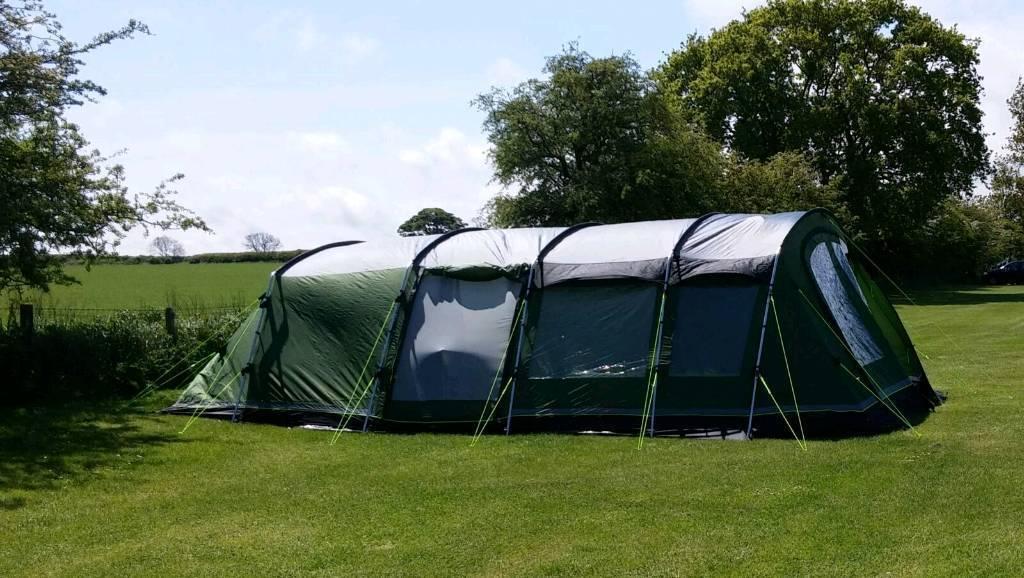 Outwell Drummond 7 man Tent & Outwell Drummond 7 man Tent | in Newcastle Tyne and Wear | Gumtree