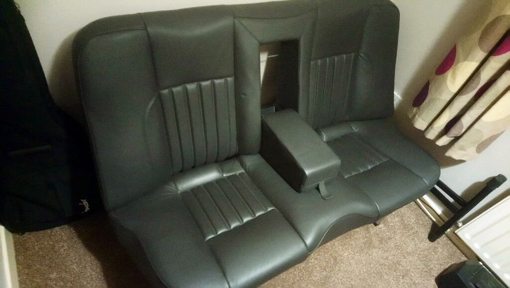 Ultimate Top Gear Style Car Seat Sofa From An Alfa Romeo