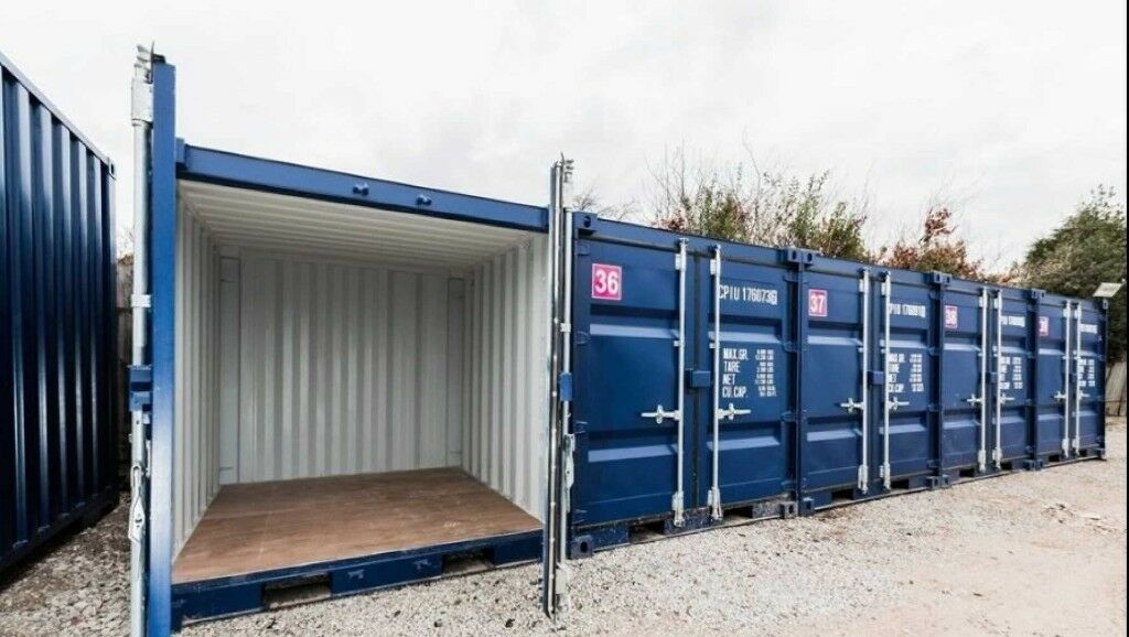 FANTASTIC LOCK UP CONTAINERS Available For Storage | Christchurch (BH23)