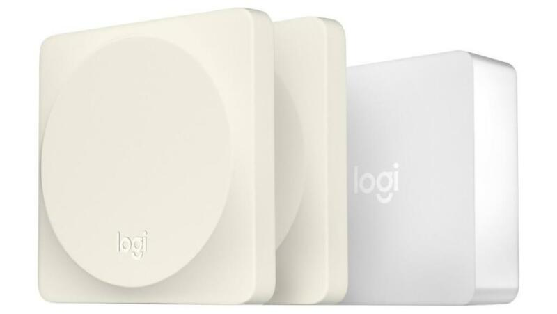 Logitech Pop Home Switch Starter Pack for One-Touch Control of Smart Home Dev...