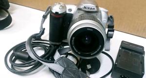 Nikon D50 DSLR w/18-55mm lens lot Como South Perth Area Preview