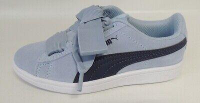 NEU Puma Vikky Ribbon AC PS Gr. 28 Schuhe Sneaker 367640-01 KEIN SCHNÜREN