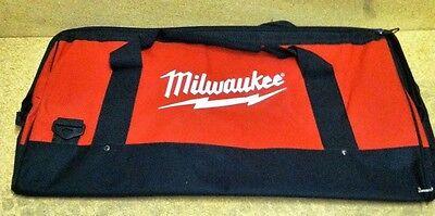 Milwaukee Tool Bag 22 inch New and Unused M18 14 12 volt