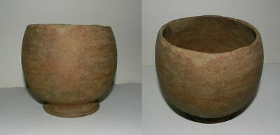 PHILIPPINES : TERRACOTTA VASE -  LATE METAL AGE Ca. 800 A.D.
