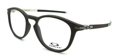 Oakley Rx Eyeglasses Frames OX8105-1250 50-19-140 Pitchman R Satin Corten
