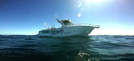8 Metre Boat Hire