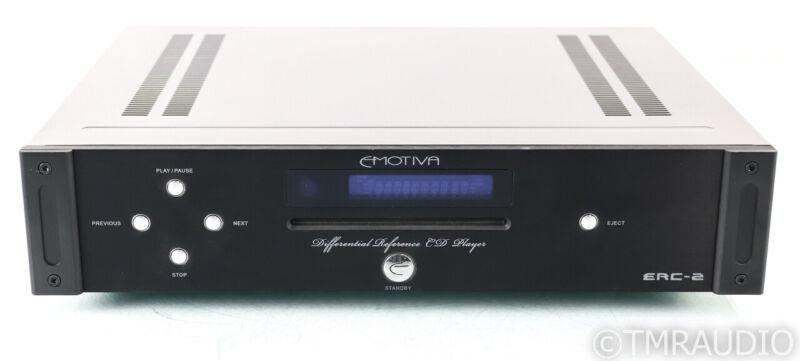 Emotiva ERC-2 CD Player; ERC2; Remote