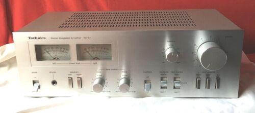 Vintage Technics Stereo Integrated  Amplifier SU-Z1 Nice L00K  !