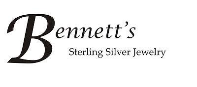Bennett's Sterling SIlver Jewelry