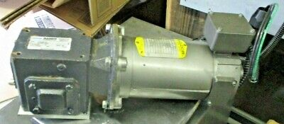 Baldor Motor .25 Hp Cdp3310 With Morse Raider Reducer 154q56l40